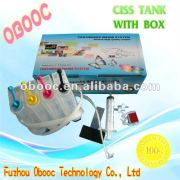 Popular 4 Color Empty CISS Tank With Accessories And Box For All Brand Printer