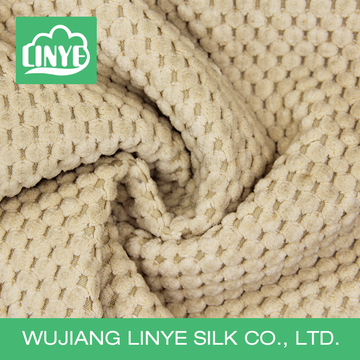 polyester heavy corduroy fabric for car seat