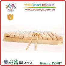 Wooden Baby Spielzeug 12 Tone Log Xylophone 2015 Musikinstrument