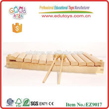 Wooden Baby Toys 12 Tone Log Xylophone 2015 Musical Instrument