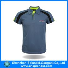 Clothing Manufacturers Custom Fashion Polo Shirts with Logo