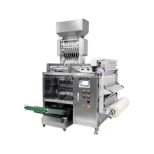 Multi Lane Automatic Sachet Granule Packing Machine