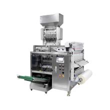 Máquina envasadora automática de gránulos de bolsitas de varios carriles
