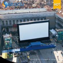 Grands écrans de projection de cinéma de télévision Évènements Écran de film gonflable