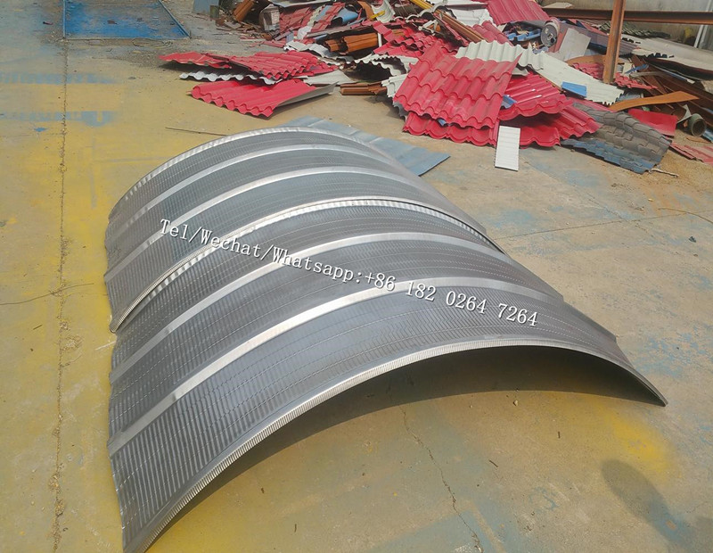 curved roof tile machine