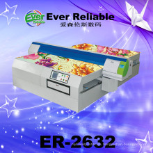 Impresora plana de la flor de la madera contrachapada / tableros de madera de la chapa Impresora