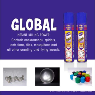 Konnor Supplier Tinplate Can Spray Bottle Insecticide Kill Mosquitoes
