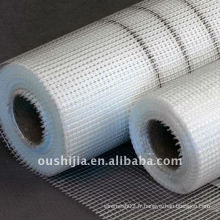 Maille en fibre de verre résistant à l'alcalis (usine)