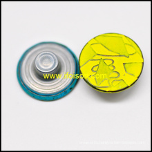 Enamel Jeans Button for Denim