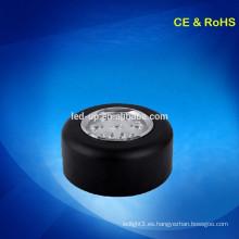 Venta al por mayor superficie de montaje 7W ronda LED techo abajo de luz IP44