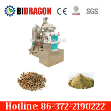Full automatic low heat manufacturer price coriander powder making machines