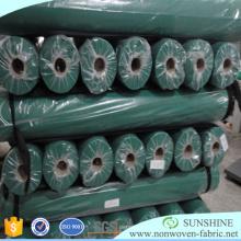 Textiles non-tissés en rouleau de tissu TNT Spunbonded