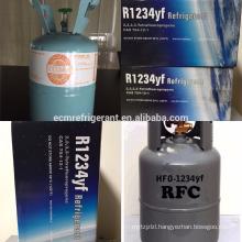 High Class Refrigerant HFO 1234yf, 1234 yf No pollution