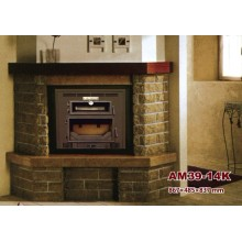 Cast Iron Stoves (AM39-14KW)