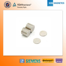 D10*1mm N42 Neodymium Magnet