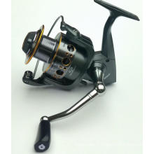 En aluminium bobine Tackel Cheap pêche moulinets spinning Reel