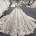 Алибаба высокое качество женщин бальное платье роскошные свадебные платья 2017 WT340