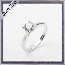Кольцо ювелирных изделий стерлингового серебра 925 способа типа горячего сбывания