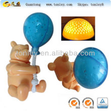 plastic baby LED lamp toys shell injection mould
