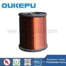 SWG esmaltado de alambre de cobre, alambre de cobre de swg 8 para equipo eléctrico
