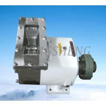 Rotary Lobe Pump with Rectangular Port