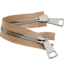 Hot Sale Bag Accessory Metal Zipper Corn Teeth