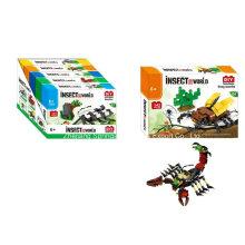 Boutique Baustein Spielzeug für DIY Insekt Welt-Hirschkäfer