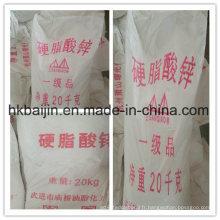 Stéarate de zinc stabilisateur composite en poudre de PVC