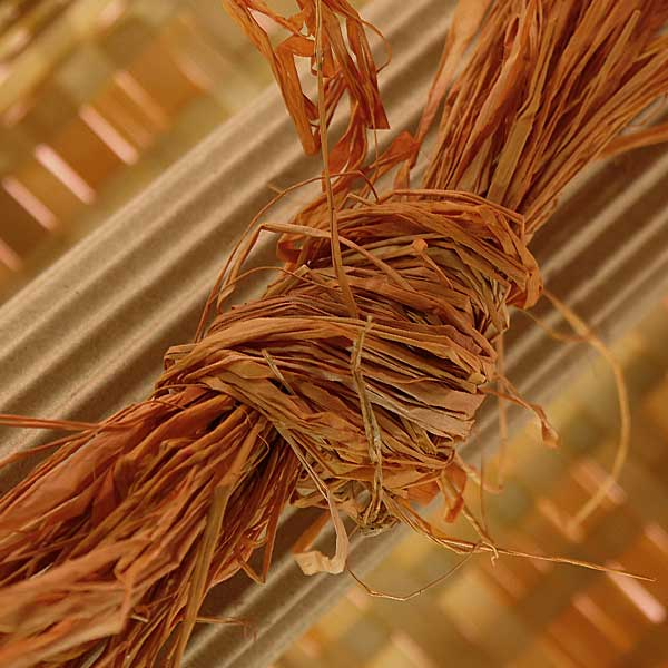 Colored Paper Raffia
