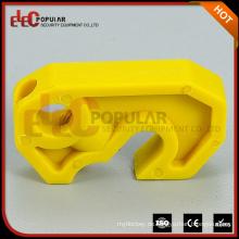 Elecpopular China Factory Günstige Preis Gelb Kleine Größe Kunststoff Mcb Switch Lockout Gerät