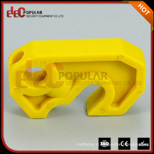 Elecpopular China Factory Prix bon marché Yellow Small Size Plastic Mcb Switch Lockout Device