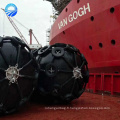 SGS a certifié le bateau pneumatique en caoutchouc à l'amortisseur de port