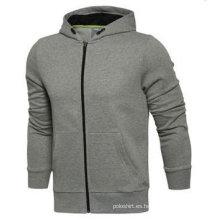 Sudadera con cremallera completa Dri Fit Plain Fleece Full sin logotipo