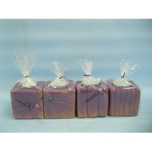 Pumpkin Candlestick Shape Ceramic Crafts (LOE2366-A7z)