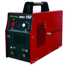 Rango de corriente de salida 20-160 (A) Ciclo de trabajo 60% Manual Metal Arco 160 Soldadura de calidad Venta al por mayor