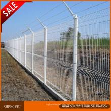 Schöner 6FT Maschendraht-Zaun-zeitgenössischer Zaun