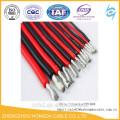Силиконовый резиновый кабель/провод 16 AWG для гибкого сердечника высокая температура провода