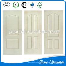 Cubiertas de puerta moldeadas HDF (fantasía, chapa, melamina) 2.7 mm 3.0 mm 4.2 mm