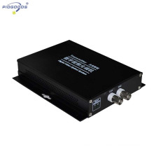 Convertisseur visuel de fibre optique numérique de 8channel pour l'appareil-photo de télévision en circuit fermé