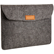 Leve Sentiu 15,4 polegadas Laptop Sleeve Case Office Bag