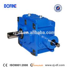 B3SH8 Kegelstirnradgetriebe Motorgetriebe B3SH9 Industriegetriebe