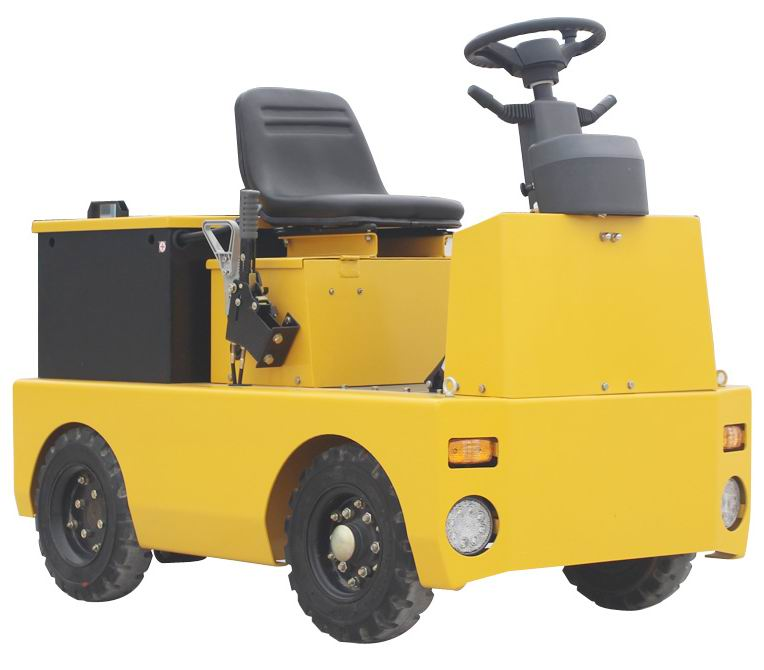 Wheel Electric Tow Tractor