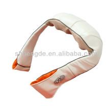 Cuello y hombro Cinturón de masaje de rodillos de amasamiento con función de calentamiento