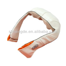 Neck and shoulder Kneading roller massage belt with heating function
