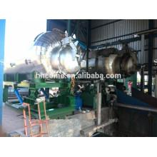 2017 máquina de extração de óleo de frutas de palma / planta de processo exportador Indonésia / Nigéria com ISO9001 CE BV