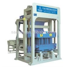 QT4-25 Machine de fabrication de briques creuses en béton, bloc de béton