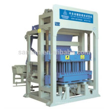 QT4-25 Hollow Brick Machine Block Making Machine, concrete block