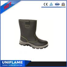 Ufa003 endüstriyel yüksek kesim emniyet ayakkabıları