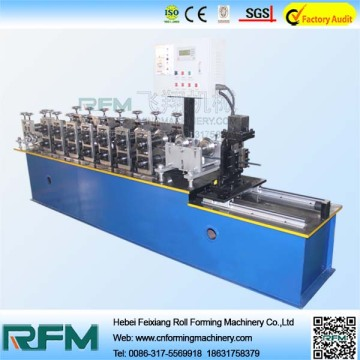 Metal Angle Channel Roll Forming Machine