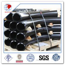 ASTM A234 Carbon Wpb ANSI B16.9 Bw 3D 5D 10d 90 degrés Factory Bend